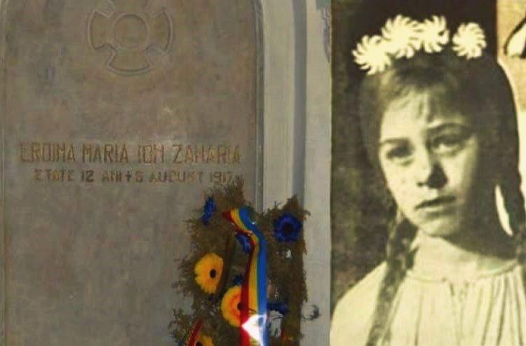 Măriuca, Fetița Ce S-a Jertfit Pentru România. Astăzi, Românii Au Uitat-o!